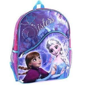 Backpack - Frozen Girls - Sisters Forever